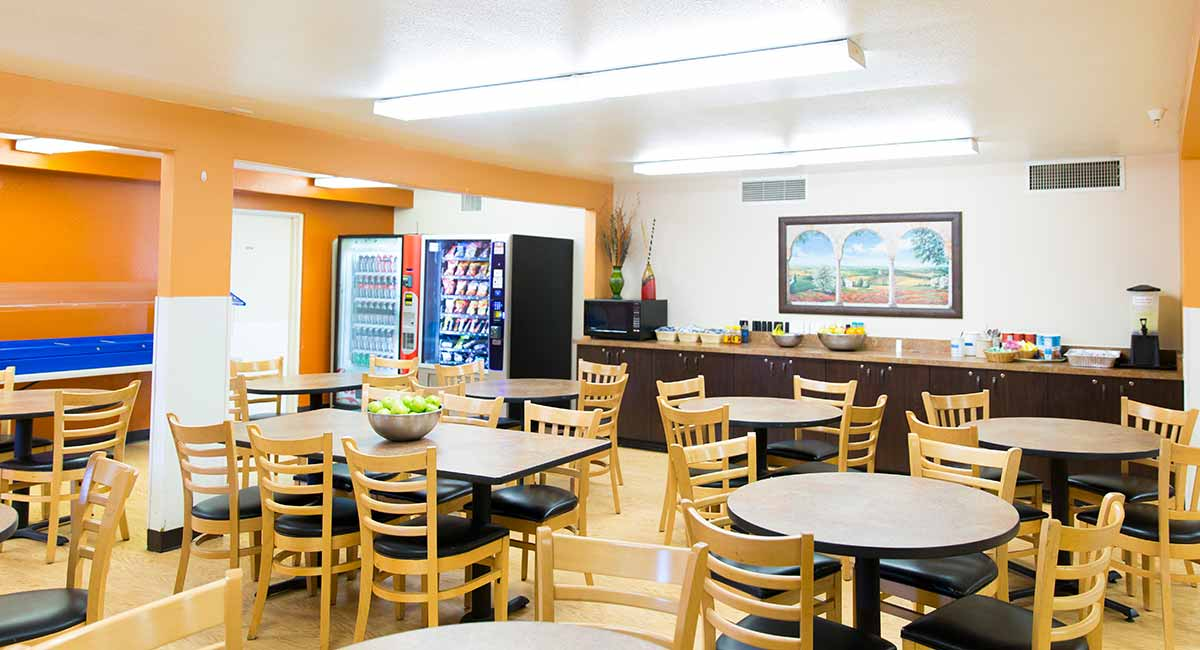 calvary healing center cafeteria