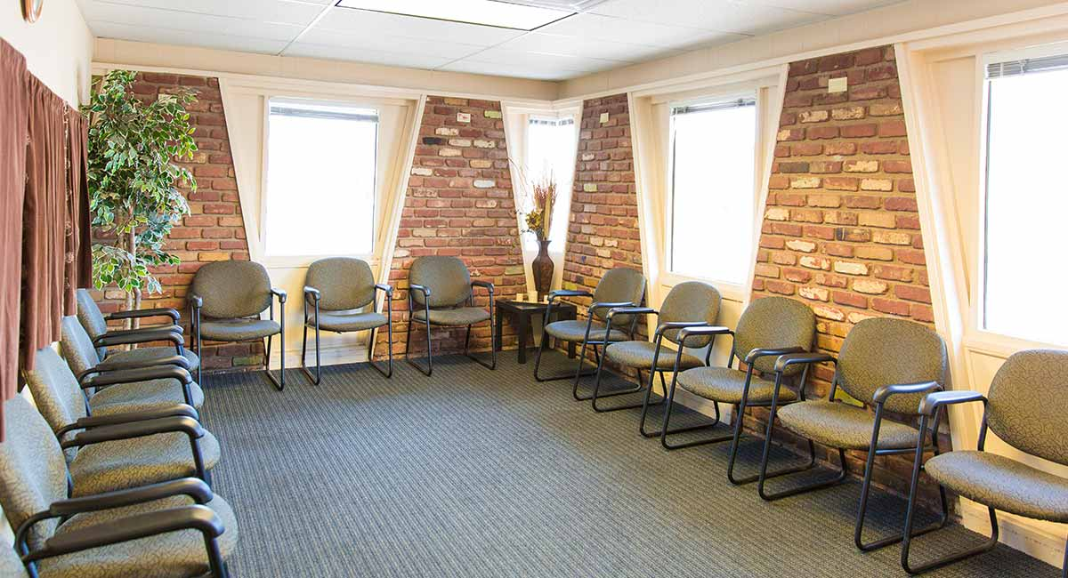 calvary healing center outpatient meeting room